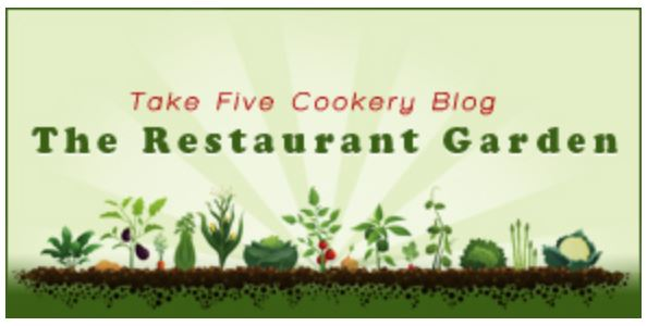 Take Five Cookery Blog